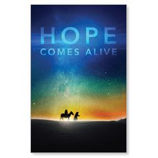 Hope Comes Alive Postcard
