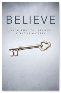 Believe Now Live The Story ImpactCards