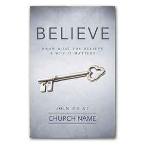 Believe Now Live the Story 4/4 ImpactCards