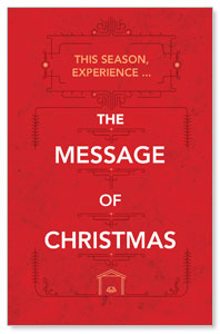 The Message of Christmas Postcards