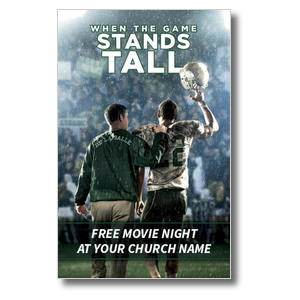 When the Game Stands Tall Postcards