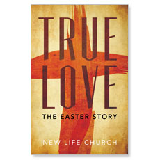Easter True Love Postcard