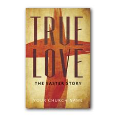 Easter True Love Postcard