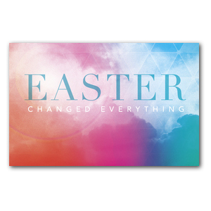 Easter Color DIY Postcard Packs