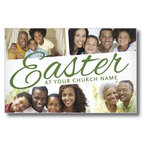 Easter Gathering Postcards