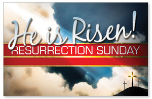 Risen Resurrection ImpactCards