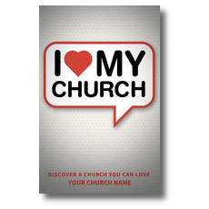 I Love My Church Discover