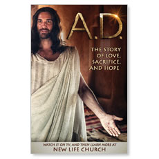 A.D. Epic Postcard