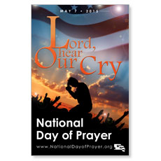 National Day of Prayer 2015 Postcard