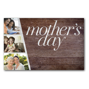 Mothers Day Invite DIY Postcard Packs