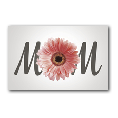 Mom Flower Postcard