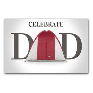 Tent Dad ImpactCards