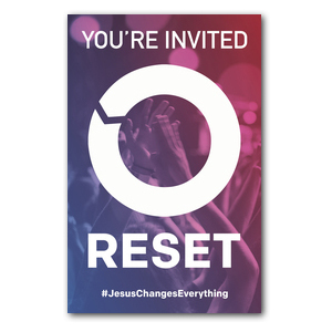 Reset Church Postcards