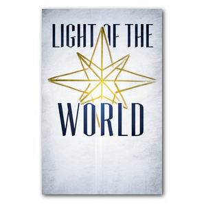 Light of the World Star Postcards
