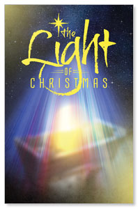 The Light of Christmas DIY Postcard Packs