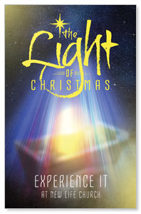 The Light of Christmas 4/4 ImpactCards