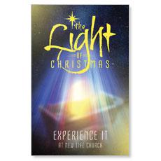 The Light of Christmas Postcard