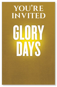 Glory Days Postcards