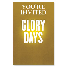 Glory Days DIY Postcard Pack