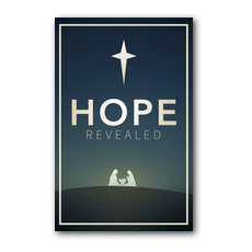Hope Revealed Postcard