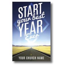 Best Year Ever Postcard