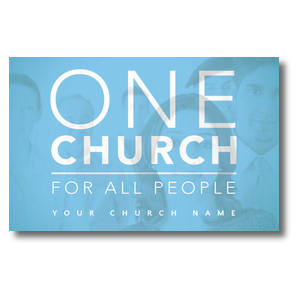 One Church Postcards