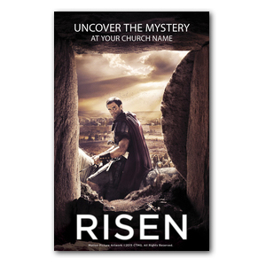 Risen Postcards