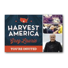 Harvest America 2016 Postcard
