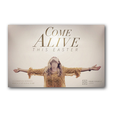 Come Alive This Easter