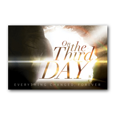 Third Day Tomb Postcard