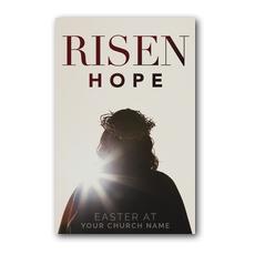 Risen Hope Postcard