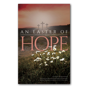 Easter Hope Daisy ImpactCards
