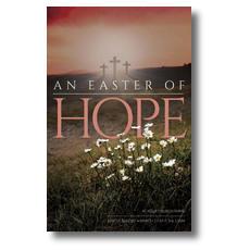 Easter Hope Daisy Postcard