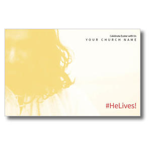 Hashtag HeLives Postcards