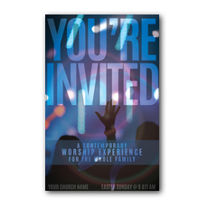 You're Invited Worship