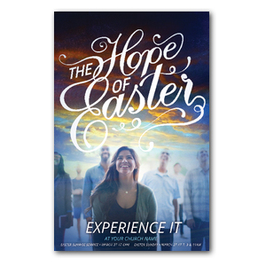 The Hope of Easter People Postcards