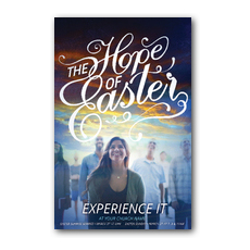 The Hope of Easter People Postcard