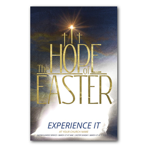 The Hope of Easter Empty Tomb Postcards
