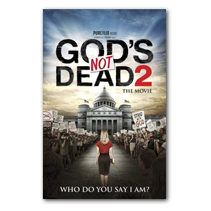 Gods Not Dead 2 Postcards