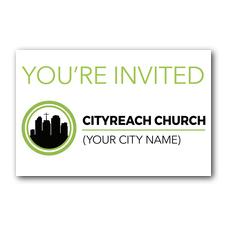 CityReach Postcard