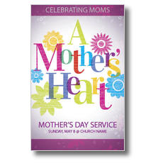 A Mothers Heart Postcard