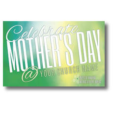 Mother's Day At Postcard