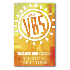 VBS Sunny 4/4 ImpactCards