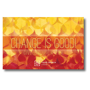 Change Is Good 4/4 ImpactCards