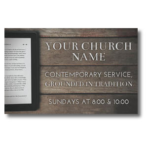 Tablet Bible Postcards
