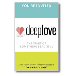Deep Love Postcards