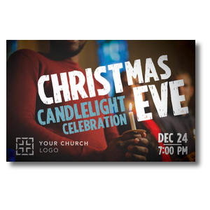 Candlelight Celebration Postcards