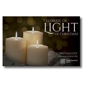 Celebrate the Light Postcards
