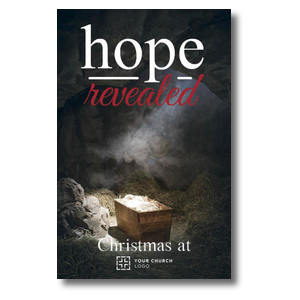 Hope Revealed Manger Postcards