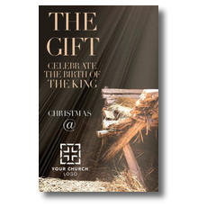 The Gift Manger Postcard